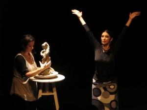 Violaine Kruch et Alexandra Arnaud-Bestieu - Flamenco Contemporain