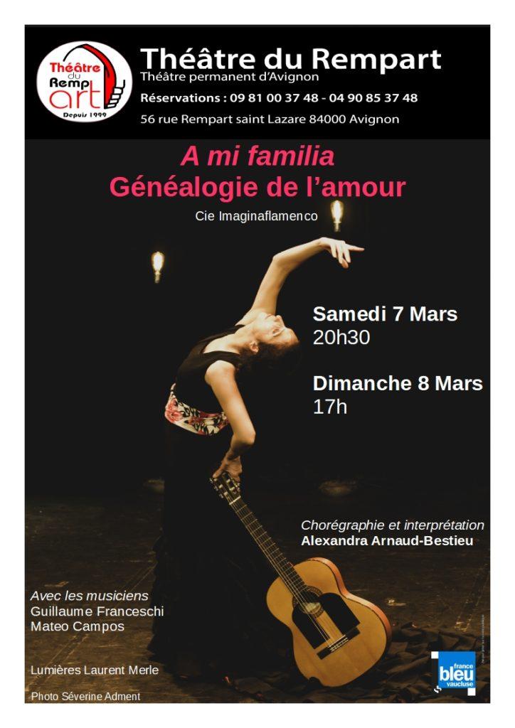 flamenco Avignon